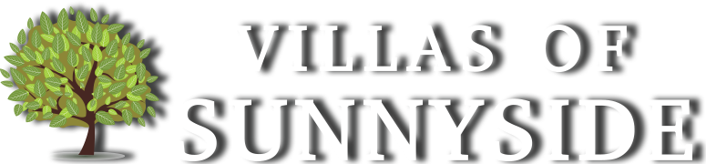 Villas of Sunnyside Logo